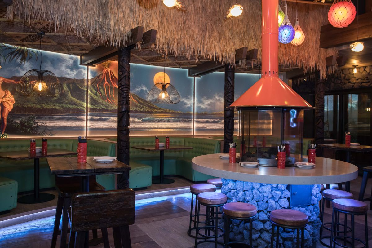 10 Cool Things To Know About The Grass Skirt Tiki Bar Eater San Diego