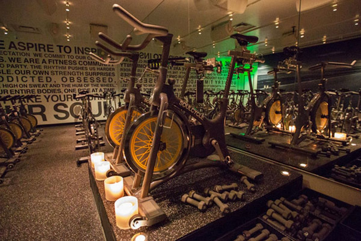"Photo of SoulCycle Beverly Hills by <a href=""http://www.elizabethdanielsphotography.com/"">Elizabeth Daniels</a>"