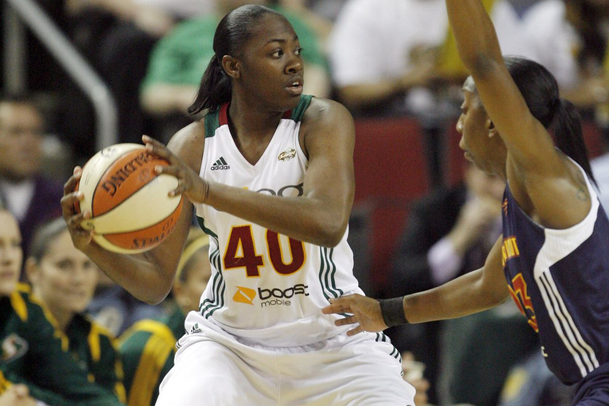The Seattle Storm can compete for a playoff spot this season, but they also have to start thinking about the future.