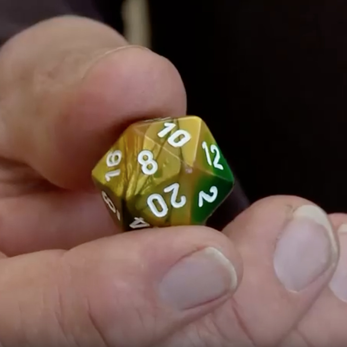 California election resolved with Dungeons & Dragons dice