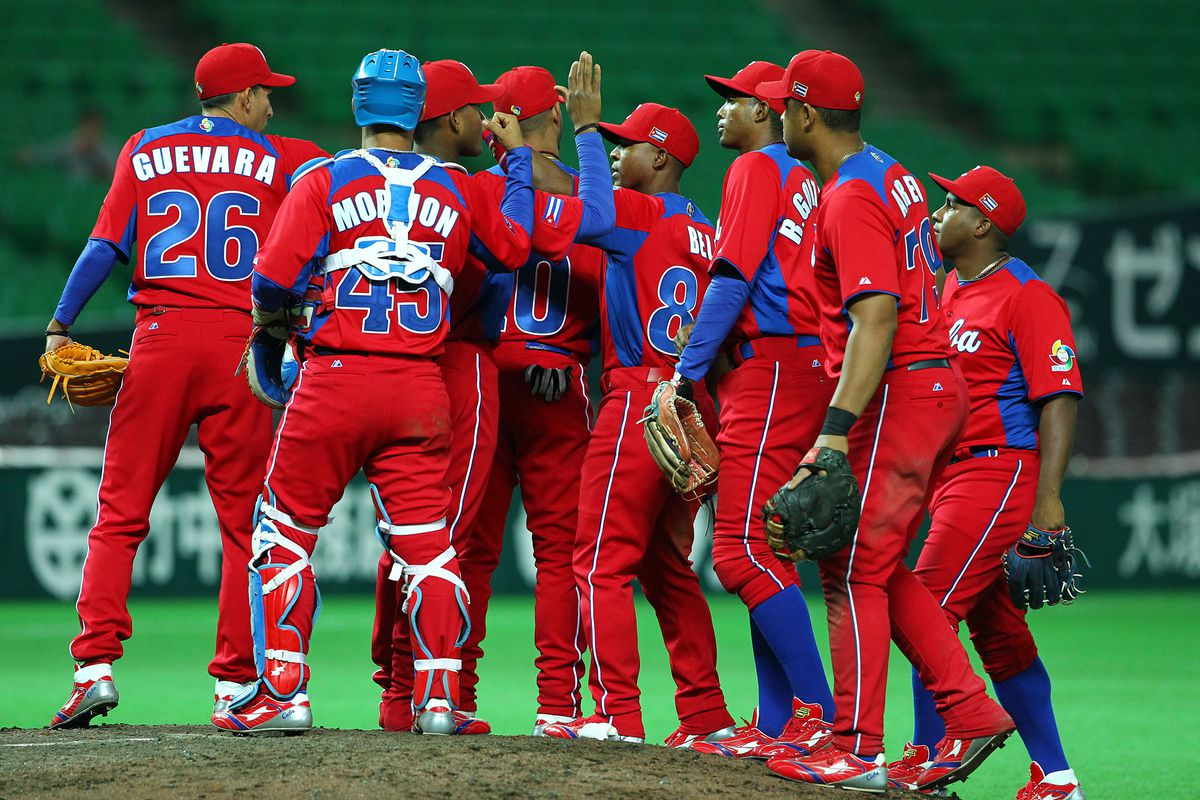 Losing Olivera will be a blow to the Cuban national baseball team