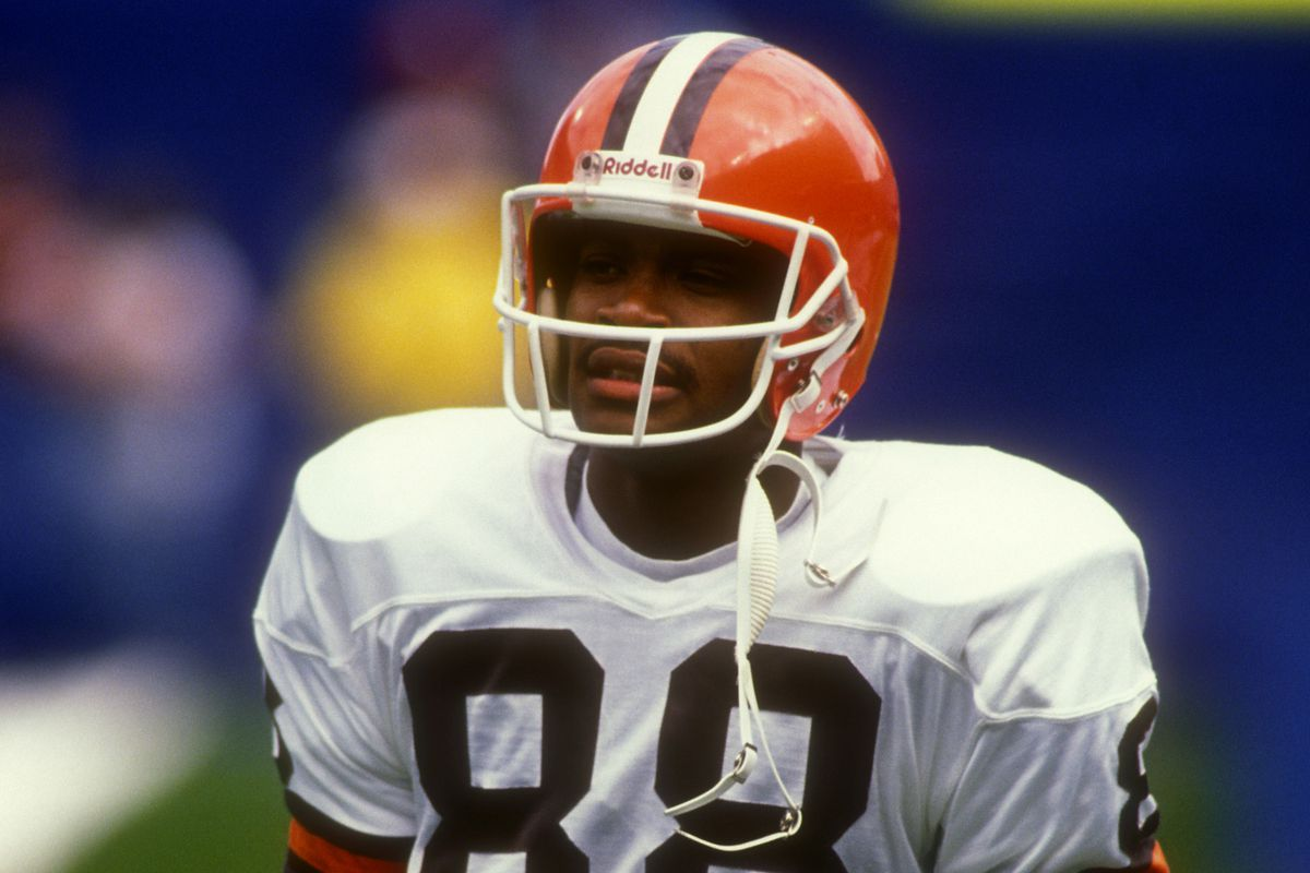 Where Are Your Former Browns Now Wr Reggie Langhorne
