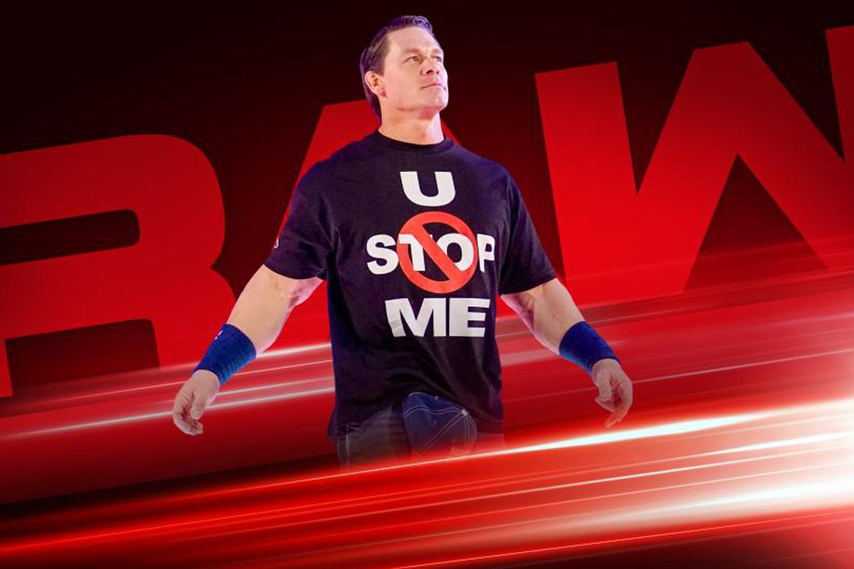 Wwe January 2013 John Cena Monday Blog WWE Raw results, live ...