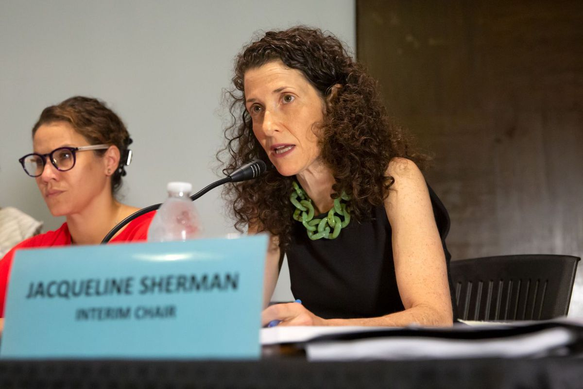 Jacqueline Sherman