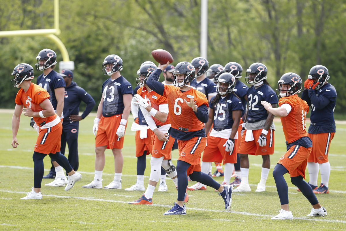 Chicago Bears Release First Unofficial Depth Chart