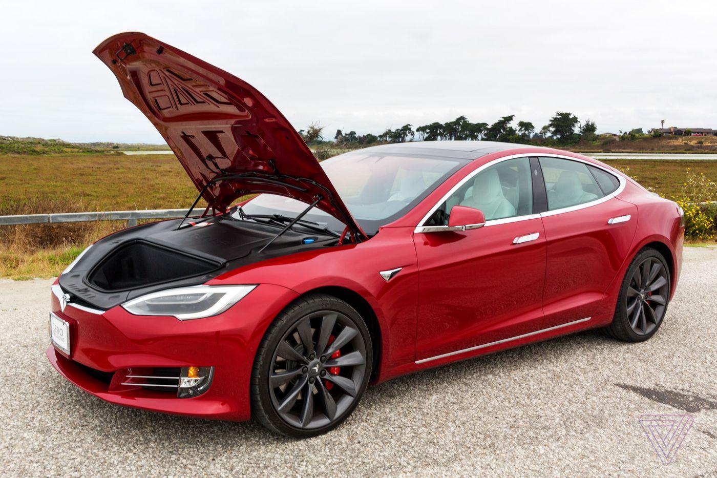 Tesla Model S P100D review: the ultimate status symbol of