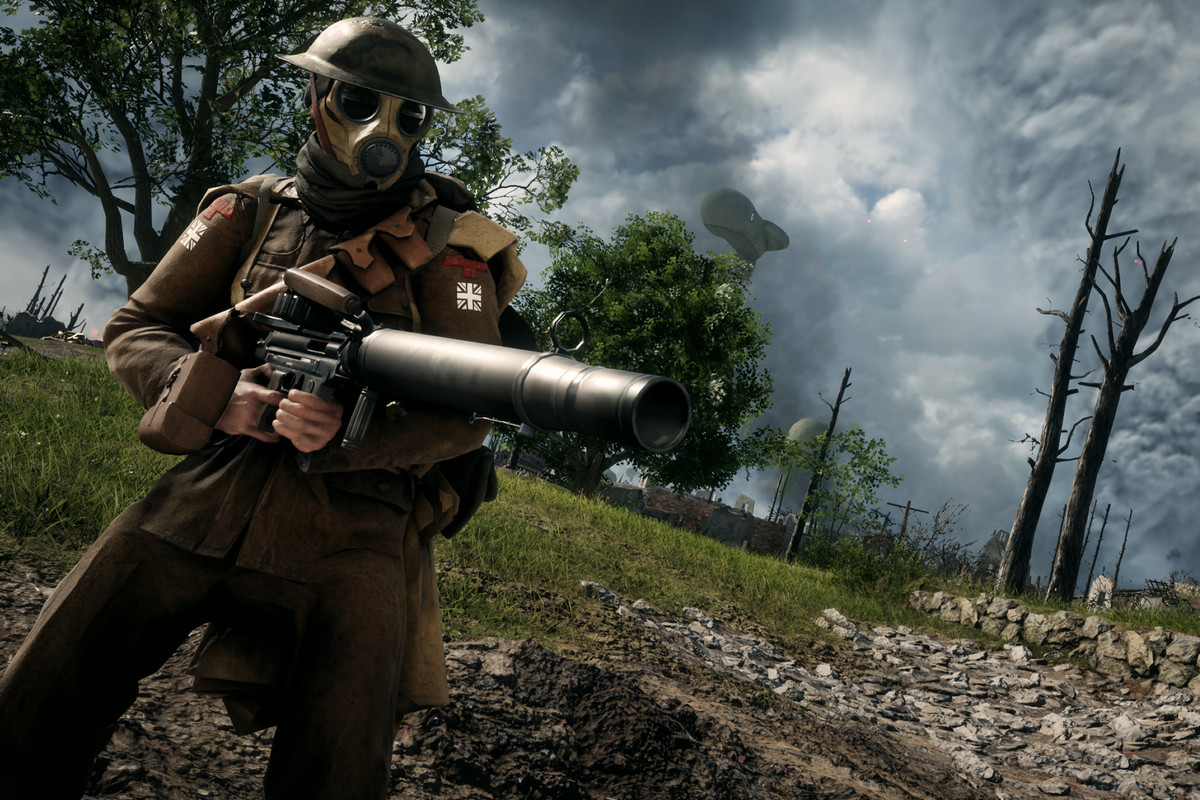 Battlefield Is Excellent Because The Series Has Stopped Trying - This illustrator found a funny way to kill boredom on a train and you should try it too