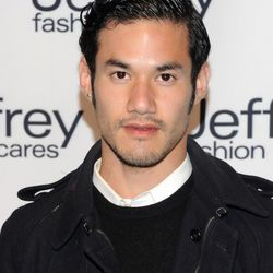 Joseph Altuzarra attends the 8th annual Jeffrey Fashion Cares on the Intrepid Aircraft Carrier on March 28, 2011 in New York City.