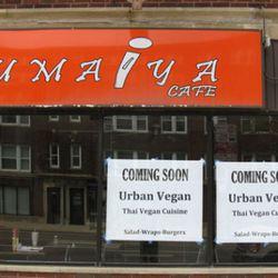 Urban Vegan going in former Umaiya Cafe
