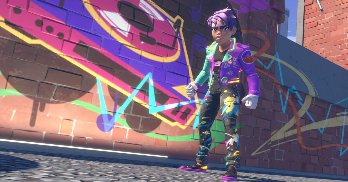 Knockout City gets 5 million to play its brand of multiplayer dodgeball