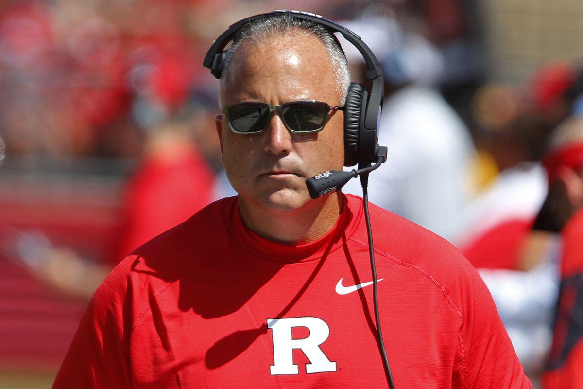 69b191d05424 A Breakdown of Rutgers Football Coach Kyle Flood's Suspension - On ...