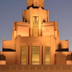 The Phoenix Arizona Temple, shown here in a July 2014 update on mormontemples.org, will be dedicated Nov. 16, 2014.