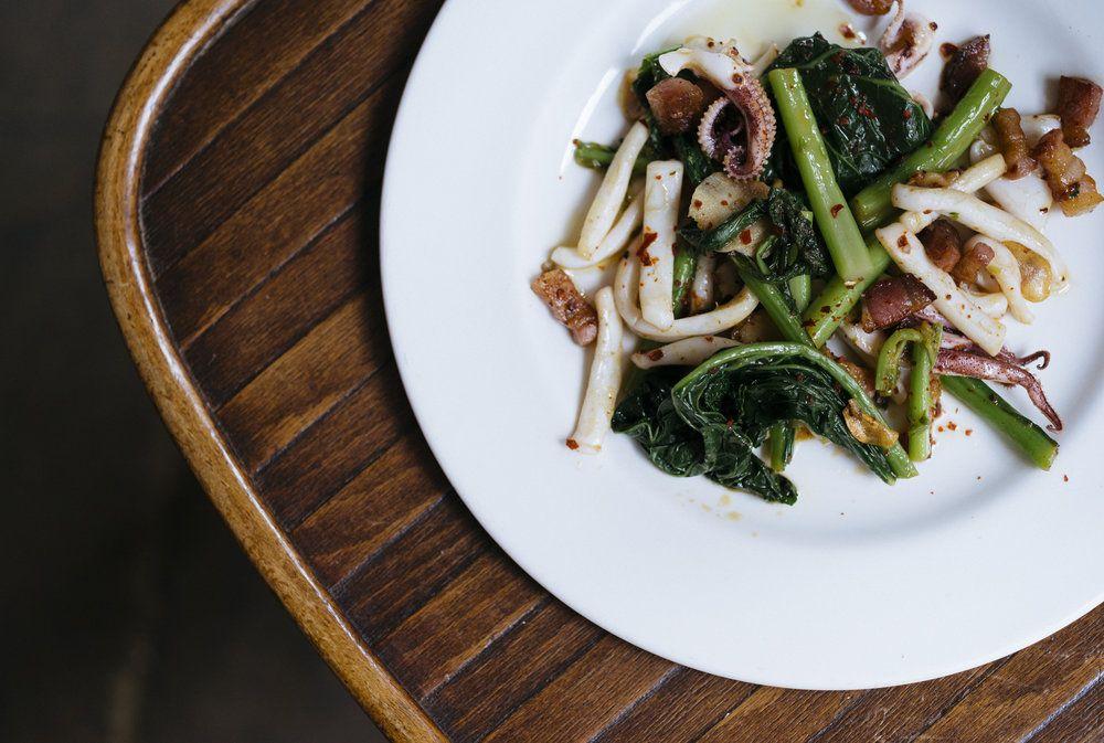 Ducksoup Soho is one of London's best summer restaurants