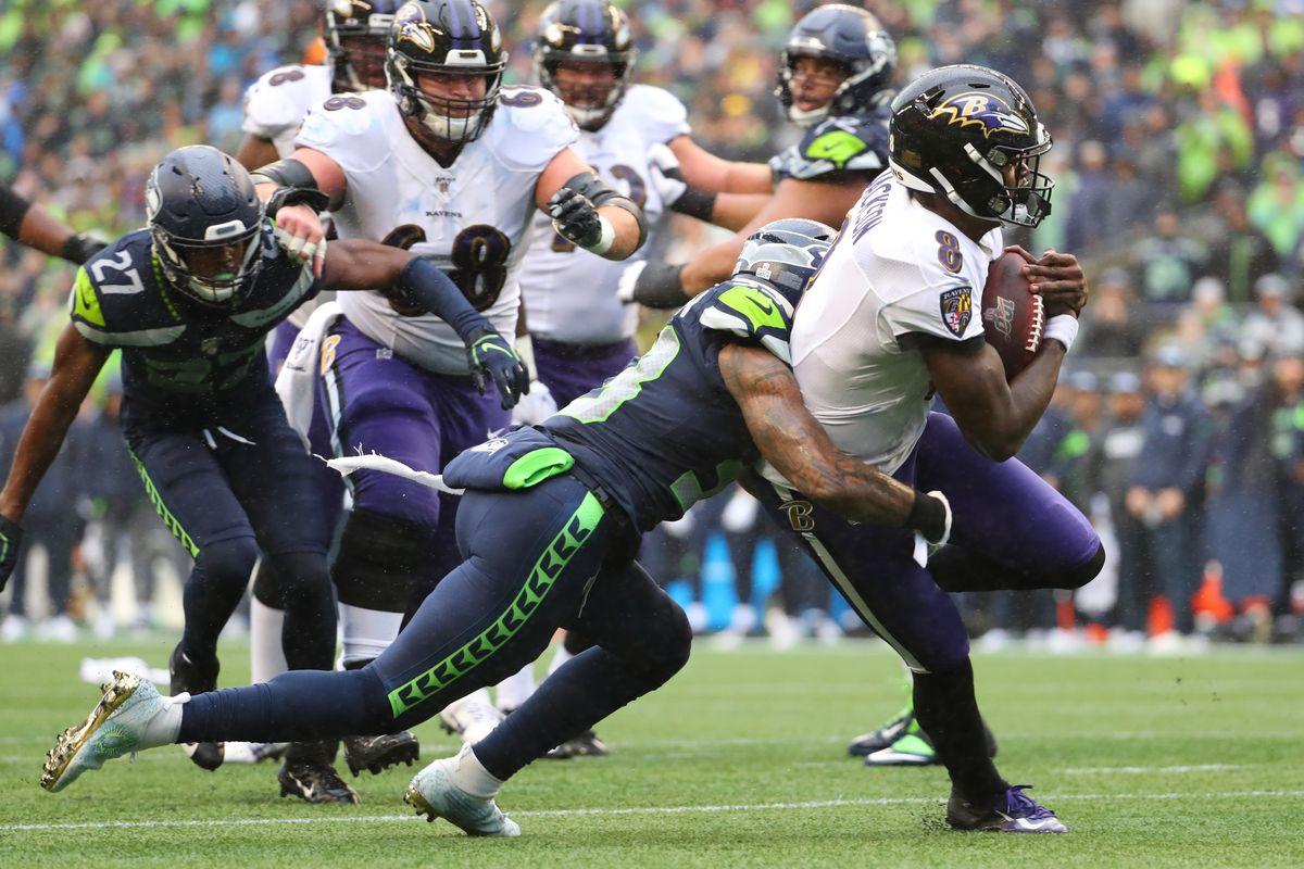 Ravens Vs Seahawks Final Mvp Winners Losers Baltimore