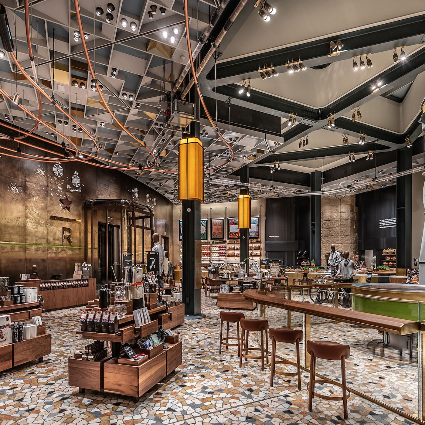 Everything To Know About Starbucks Milan Roastery Opening
