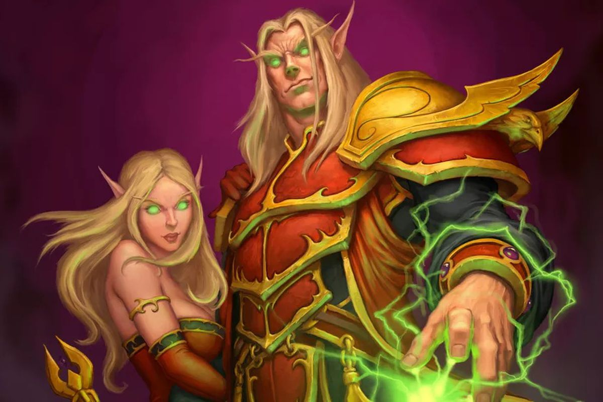 World Of Warcraft Revisits An Old Character And Fans Are Still
