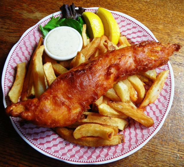 18 Fried Seafood Destinations For Fish And Chips