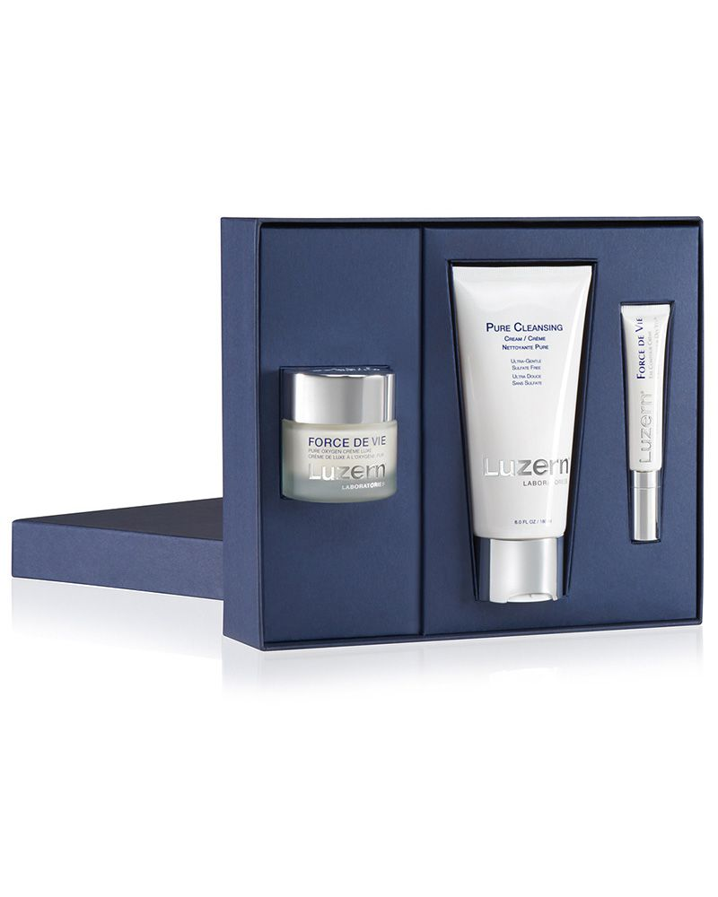 Luzern Laboratories Limited Edition Daytime Skincare Boxed Set, $175 with code FRIDAY (usually $250)