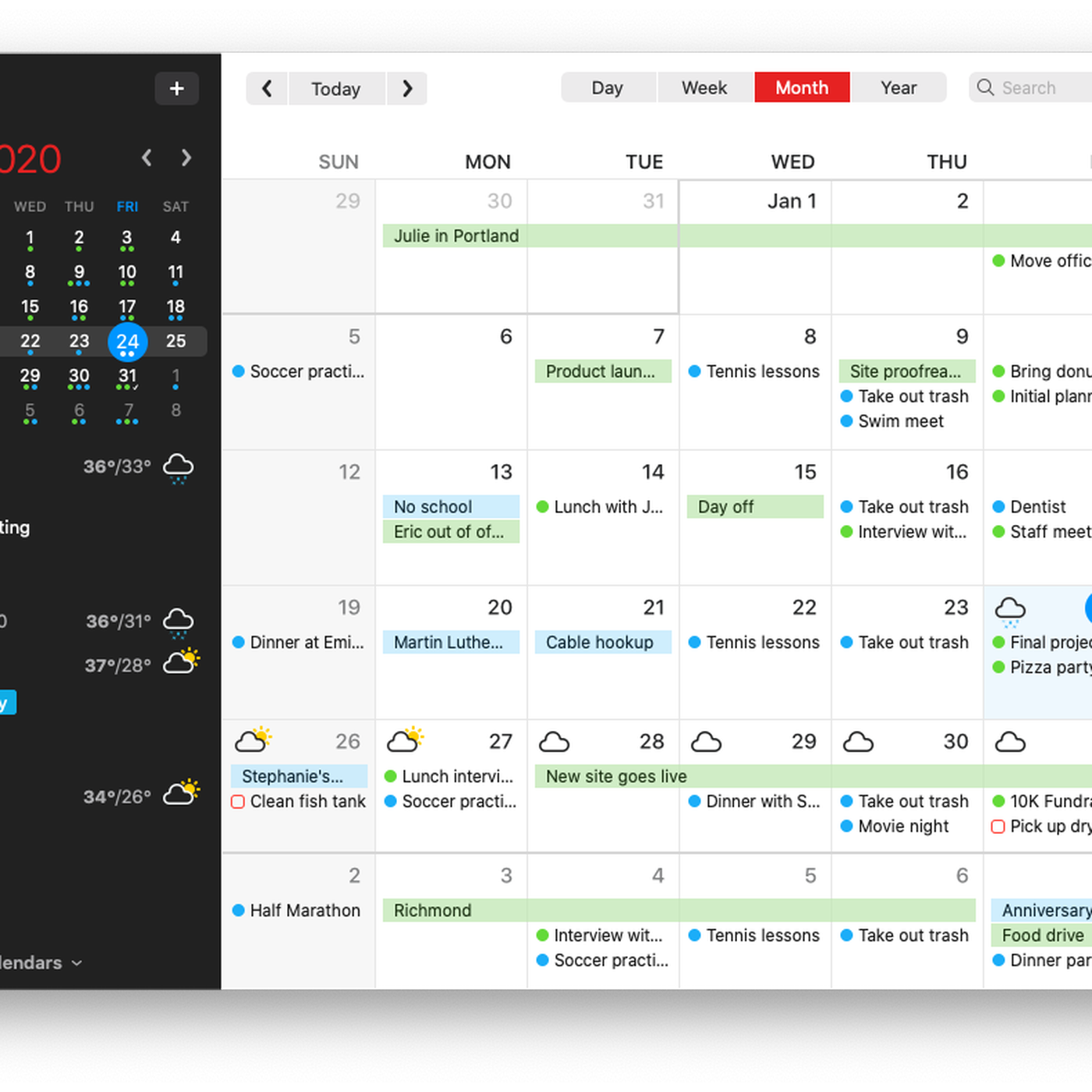 iOS and Mac calendar app Fantastical is moving to a subscription model - The Verge