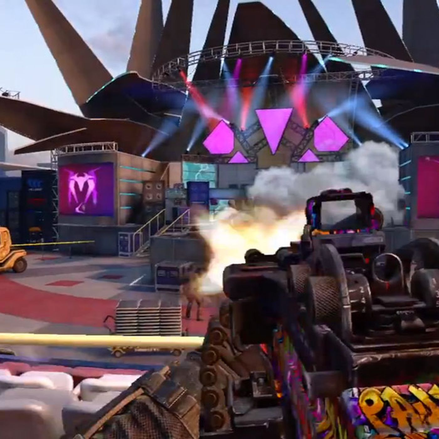 Black Ops 2 Uprising Dlc Hits Xbox 360 On April 16 Adds Four Maps