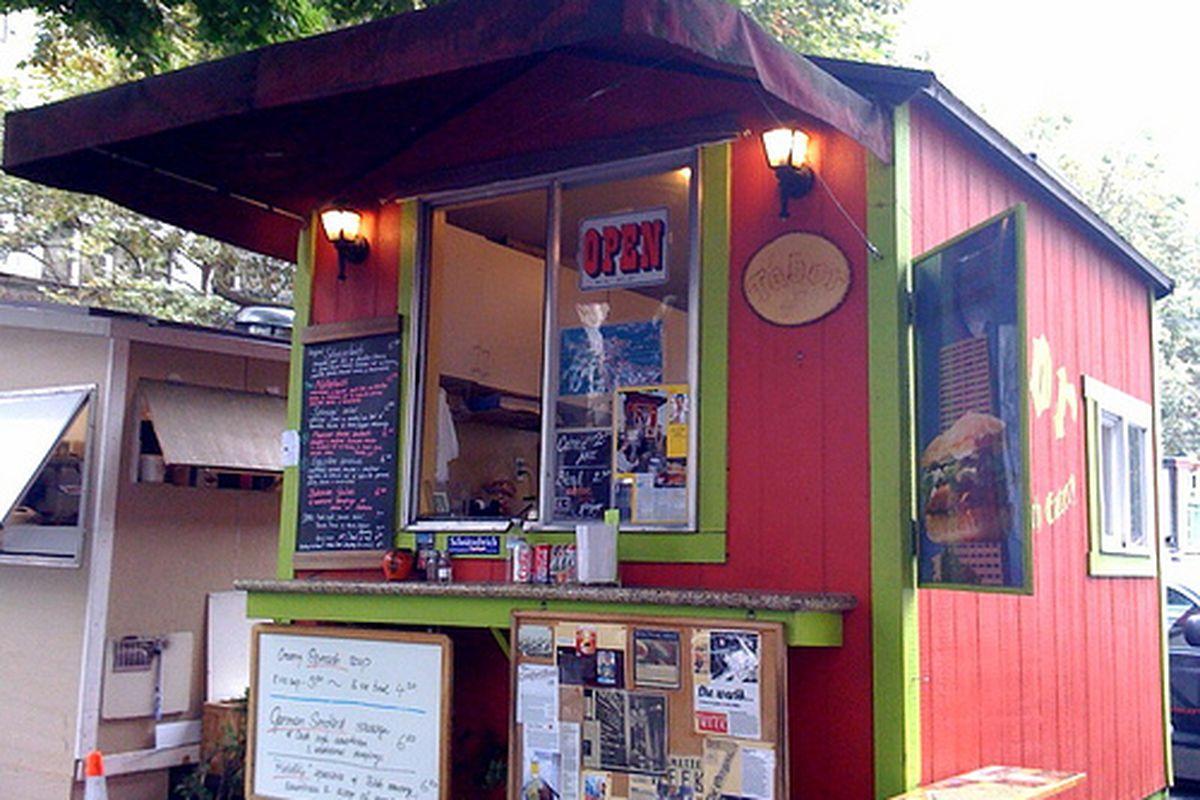 "Image of Tabor courtesy <a href=""http://www.foodcartsportland.com/2007/09/24/tabor-czech-food/"">Food Carts Portland</a>"