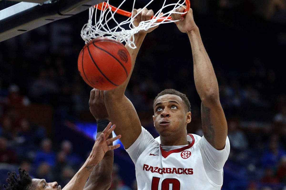 NCAA Basketball: SEC Conference Tournament-Arkansas vs South Carolina