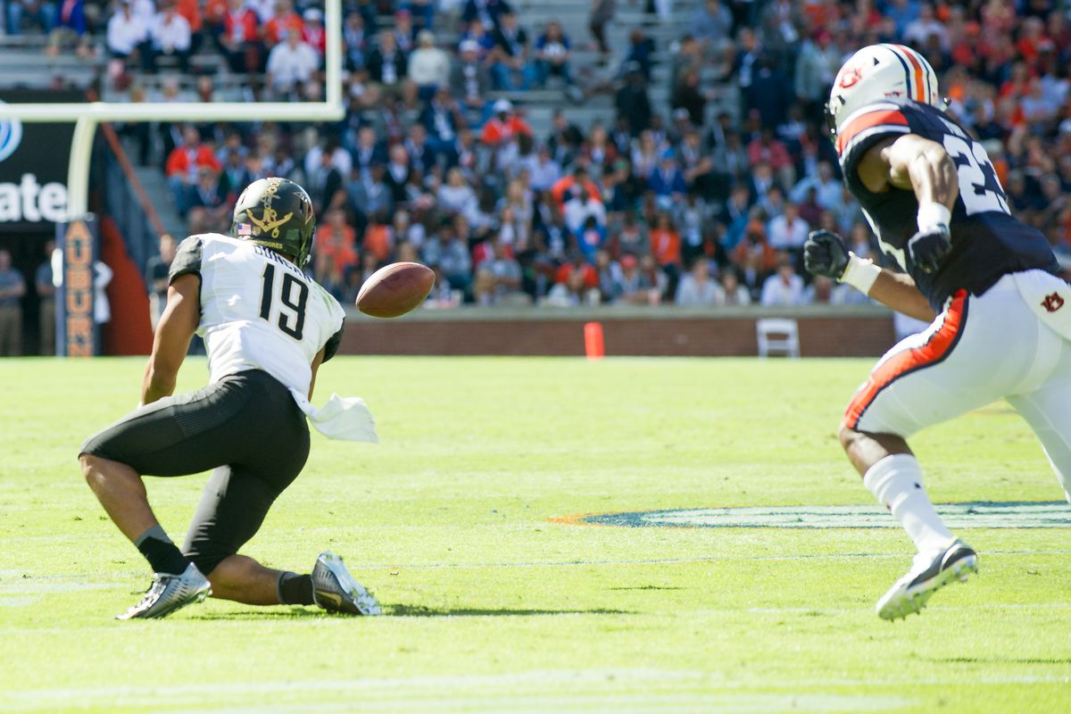 Vanderbilt v Auburn