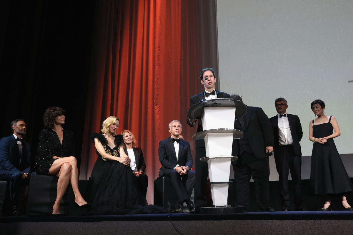 Award Ceremony - 75th Venice Film Festival