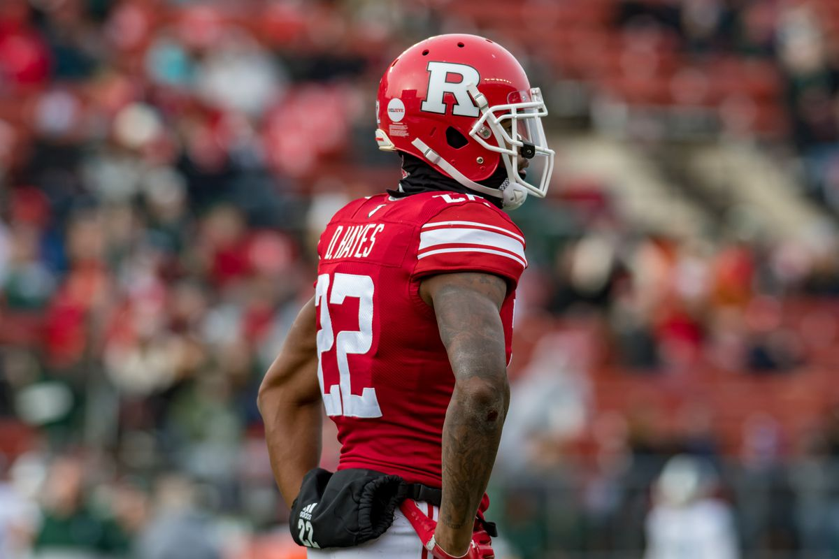 Interview with Frenemies: Rutgers Scarlet Knights - Black ...