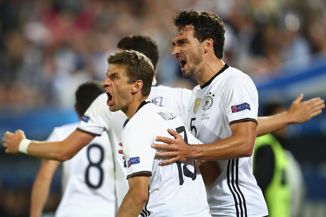 Müller and Hummels still believe in Germany comeback