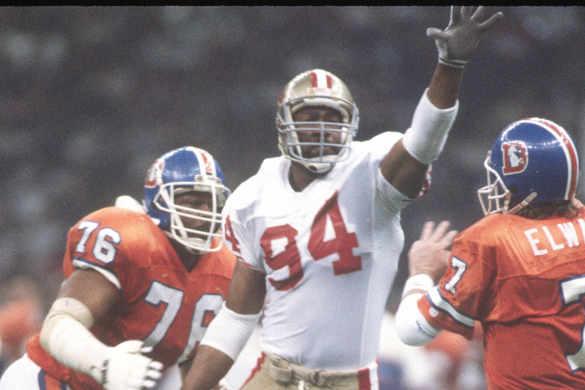 Super Bowl XXIV  The NFC asserts its complete dominance of the AFC ... 3401f3ff5