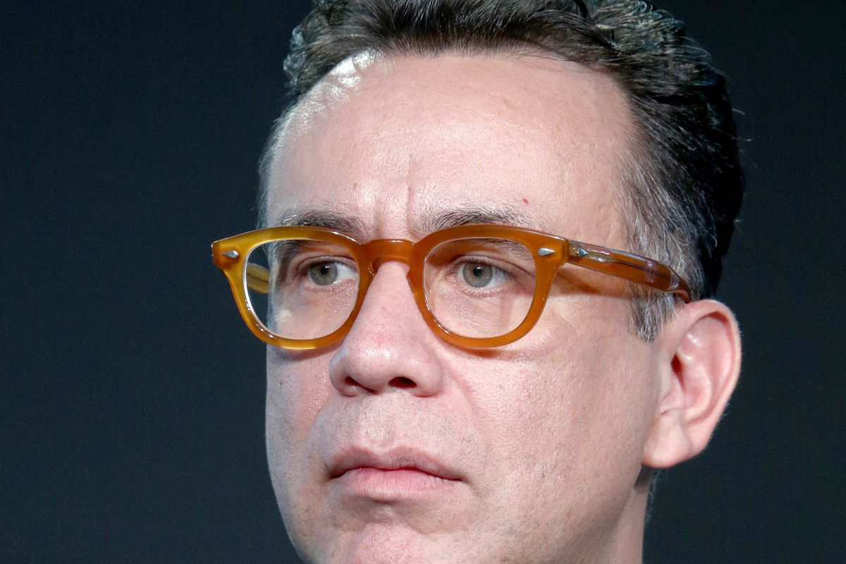 Fred Armisen poses for photograph