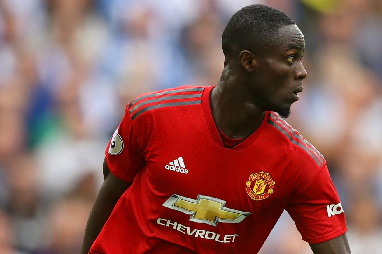 AC Milan linked with Manchester United defender Eric Bailly in attempt to increase squad depth