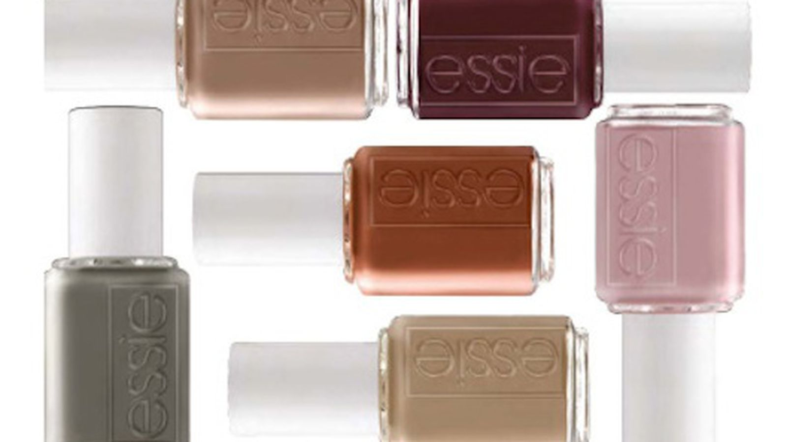Essie's Fall Nail Polish Colors are Inspired by Post-War Handbags