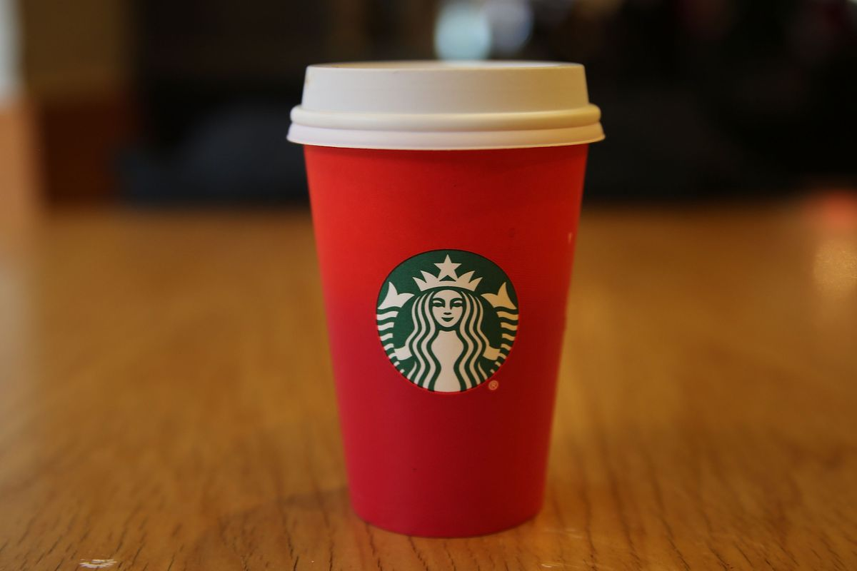 Starbucks Christmas Coffee Cups.The Controversial History Of The Annual Starbucks Holiday