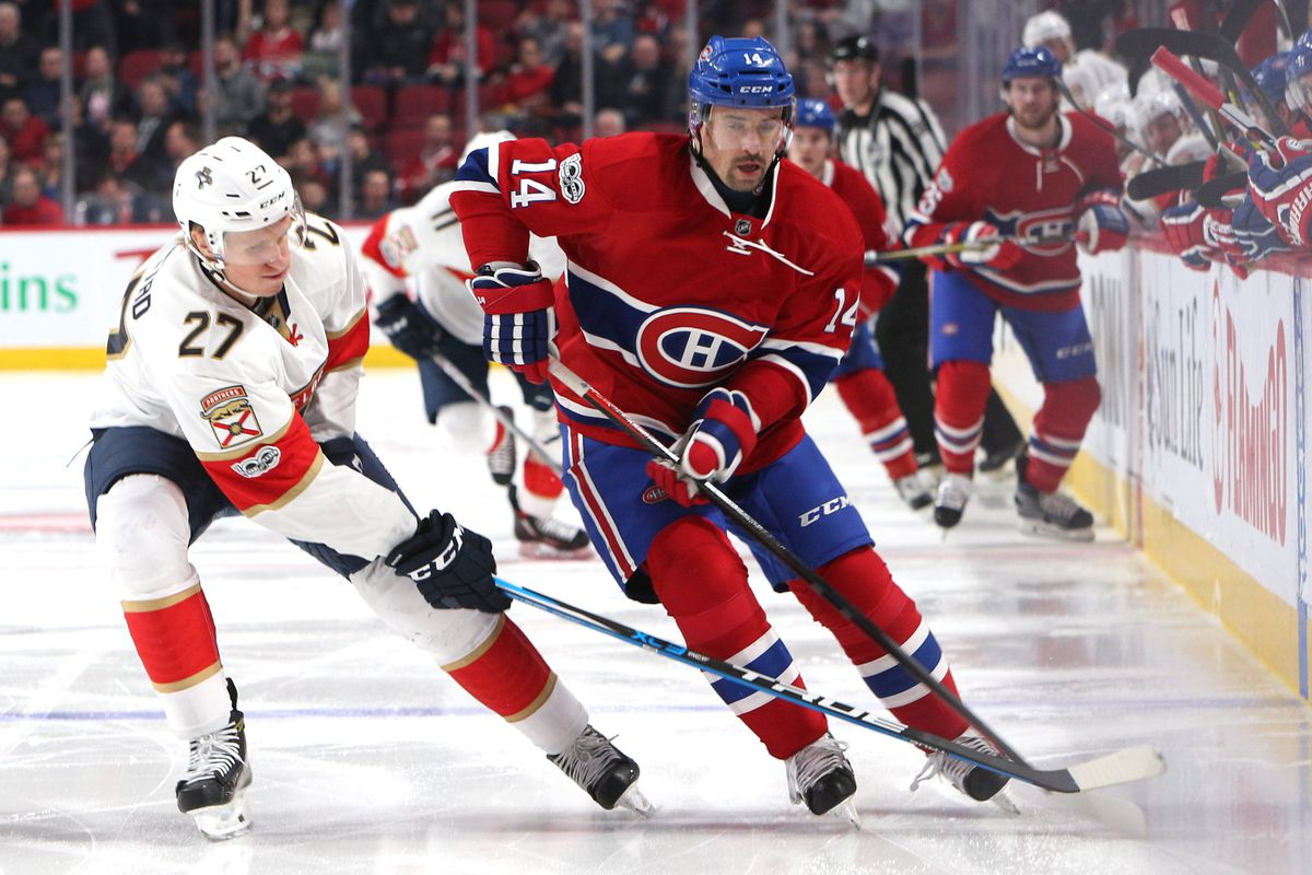 f71dd3fc0a4 GameDay Caterwaul  Florida Panthers at Montreal Canadiens - Litter ...