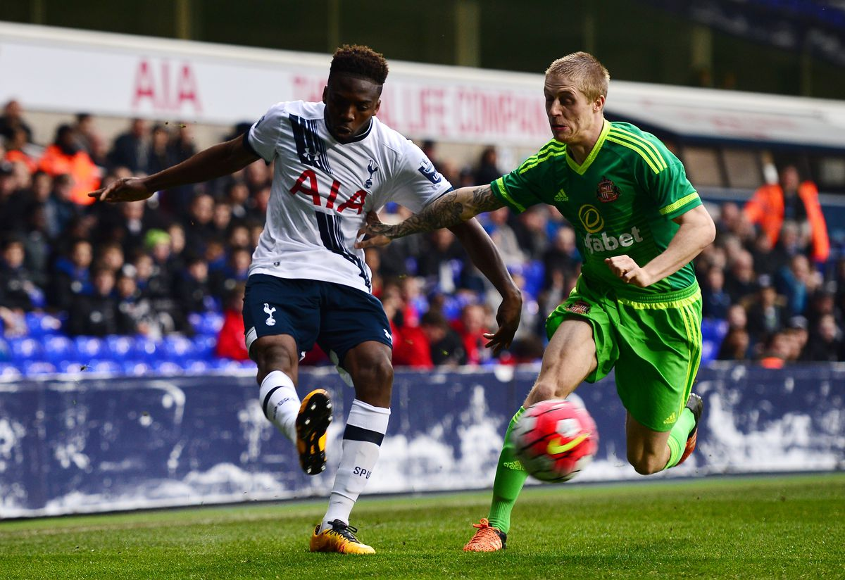 Tottenham Hotspur U21 v Sunderland U21: Barclays U21 Premier League