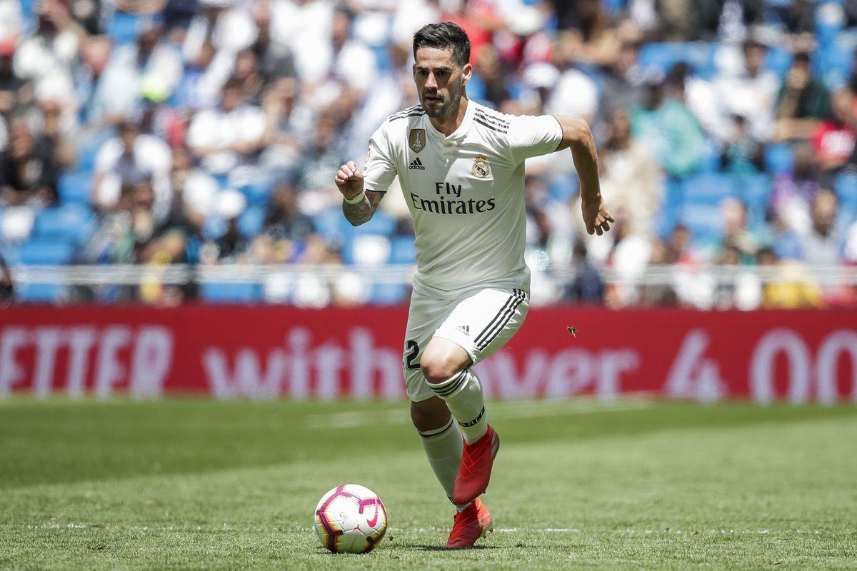 Real Madrid v Real Betis Sevilla - La Liga Santander