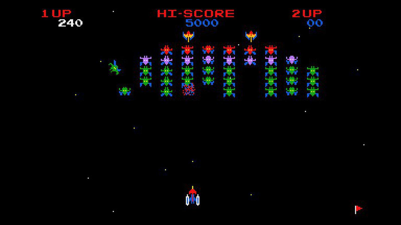 Galaxian Arcade