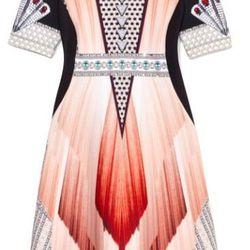 "<b>Clover Canyon</b> Neoprene Dress, $280 at <a href=""www.shopwinkdc.com/"">Wink DC</a>"
