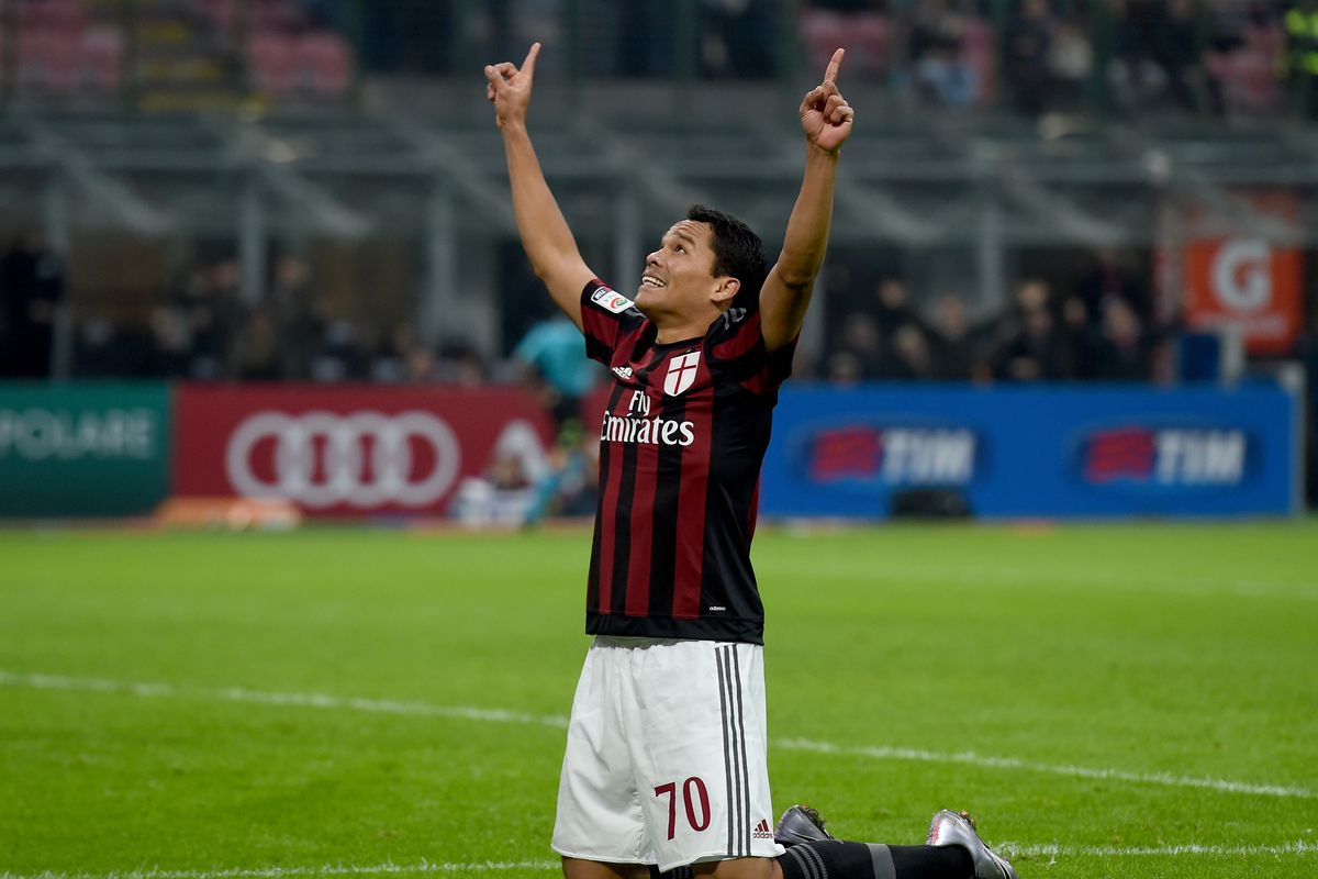 Carlos Bacca poached a nice goal, so there's that, at least.