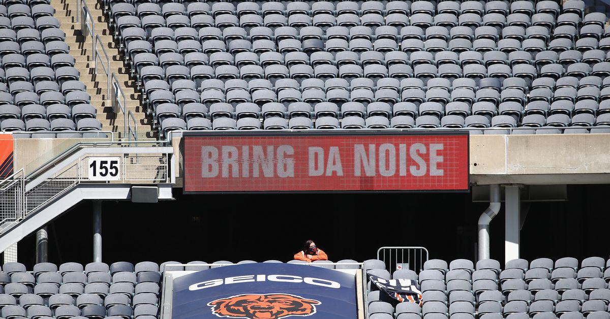 Soldier Field will be at full capacity for Bears games