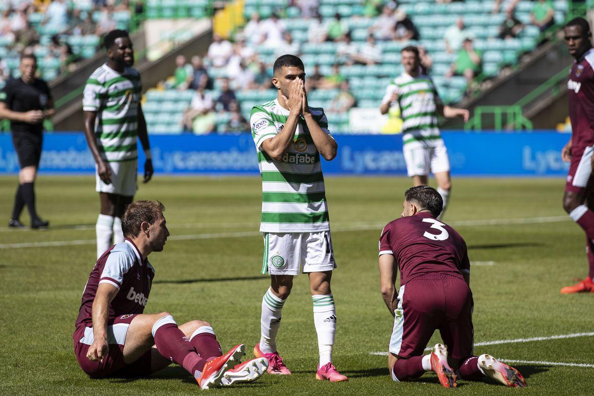 Celtic v West Ham United