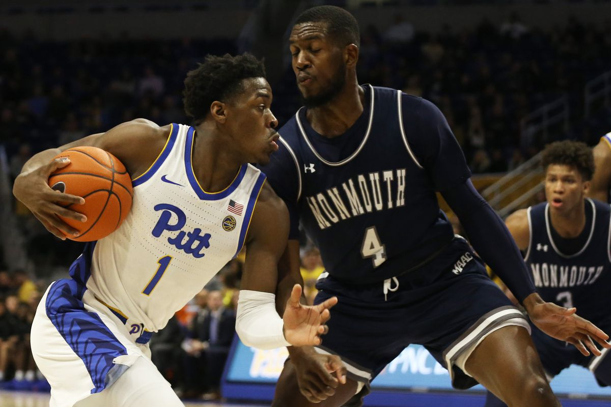 Pitt Pulls Away from Monmouth in Second Half, 63-50