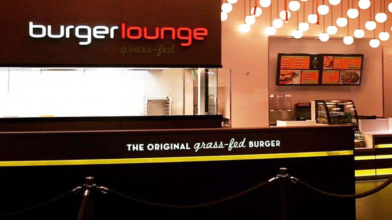 Behold The Opening Day Menu At Aria S Burger Lounge