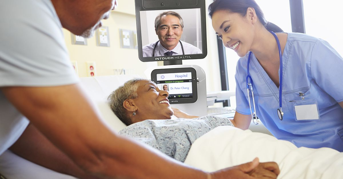 Why Hospitals Shouldn't Use Telepresence Robots to Deliver Devastating News