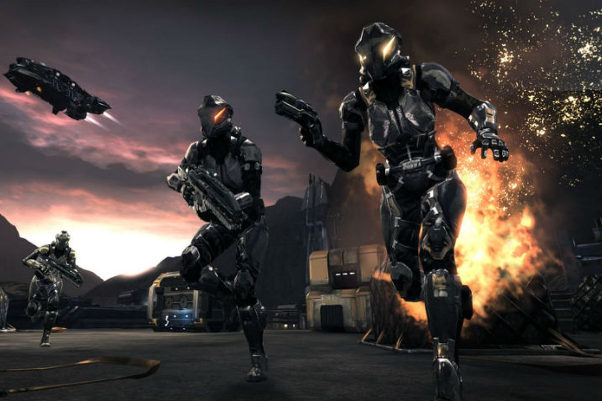 Dust 514's closed beta continues until 2013 - Polygon