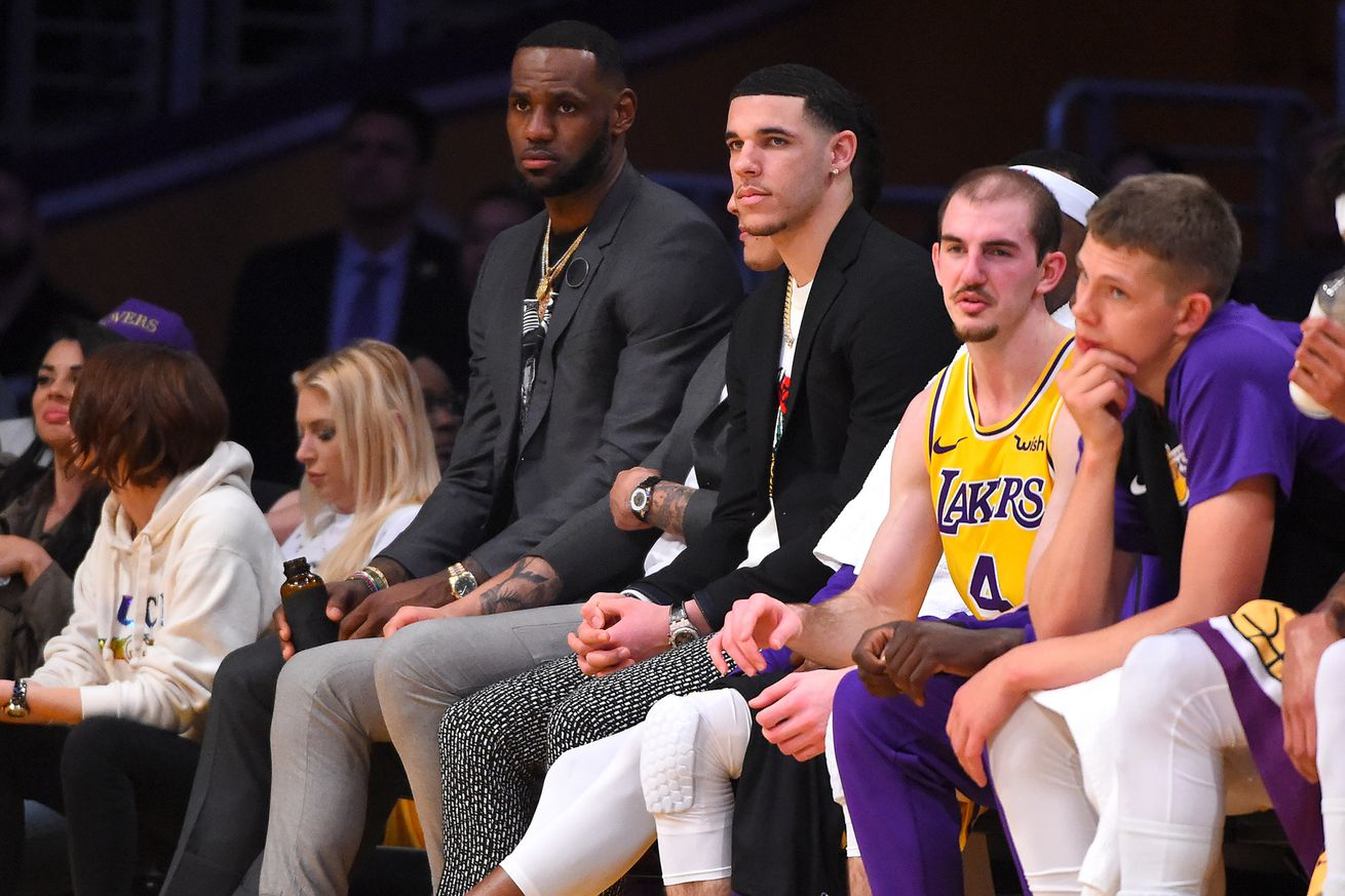 Updated: Trust between LeBron James and the Lakers has reportedly 'been damaged' by Magic Johnson's resignation