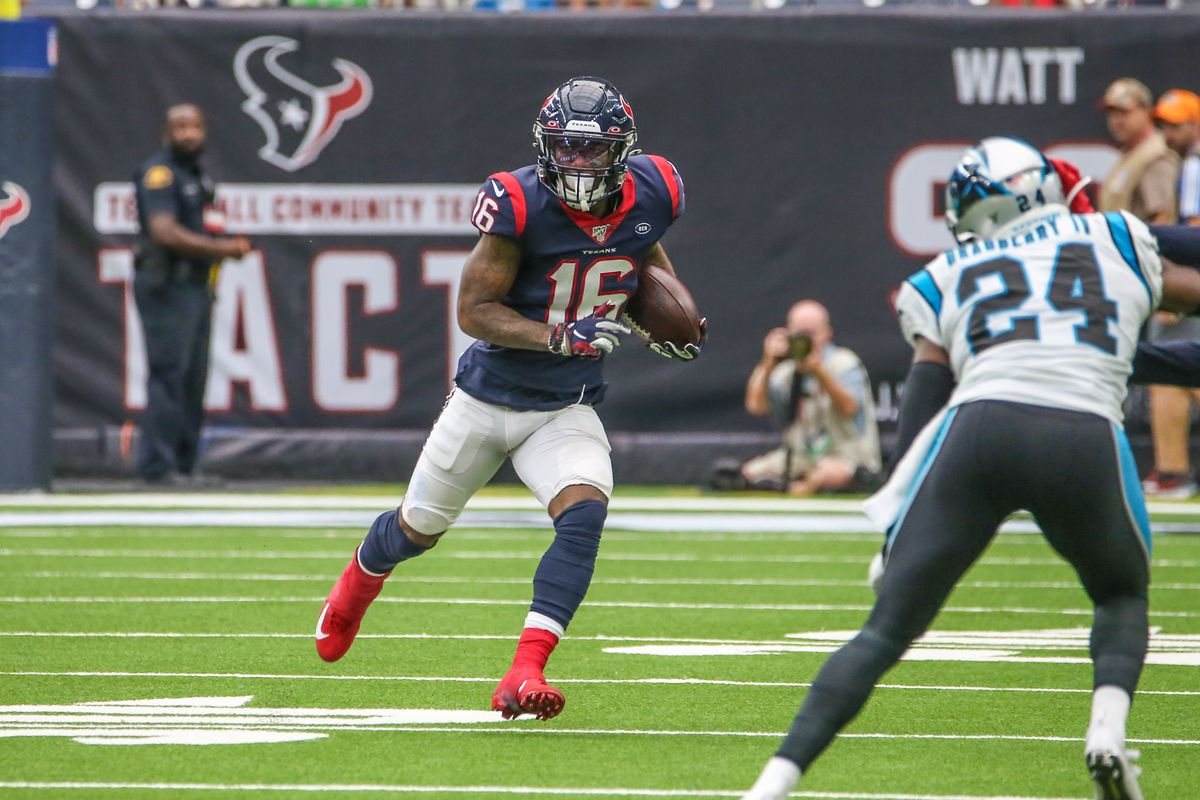 NFL: SEP 29 Panthers at Texans