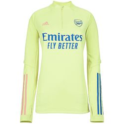 """<a class=""""ql-link"""" href=""""https://arsenaldirect.arsenal.com/Womens/Arsenal-Womens-20-21-Training-Top/p/WGD1068"""" target=""""_blank"""">Women's Training Top</a>. Absolutely love the colors. Perfect for the active Gooner. Also comes in a <a class=""""ql-link"""" href=""""https://arsenaldirect.arsenal.com/Football-Shirts-and-Kit/Training/Training-Tops/Arsenal-Adult-20-21-Training-Top/p/MFQ6165"""" target=""""_blank"""">men's cut</a>. From Arsenal.com."""